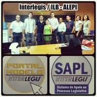 Câmara de Jardim do Multo participa da Oficina Interlegis na Assembléia do Estado do Piauí